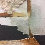 Mixed Media Painting by Ashley Sauder Miller