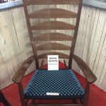 Contemporary chairmakers exhibit: Boggs