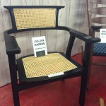 Contemporary chairmakers exhibit: Julian
