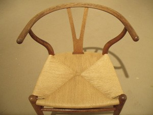Wishbone-chair-Danish-cord-rush-weave-after