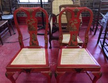 Custom Machine Cane Seats