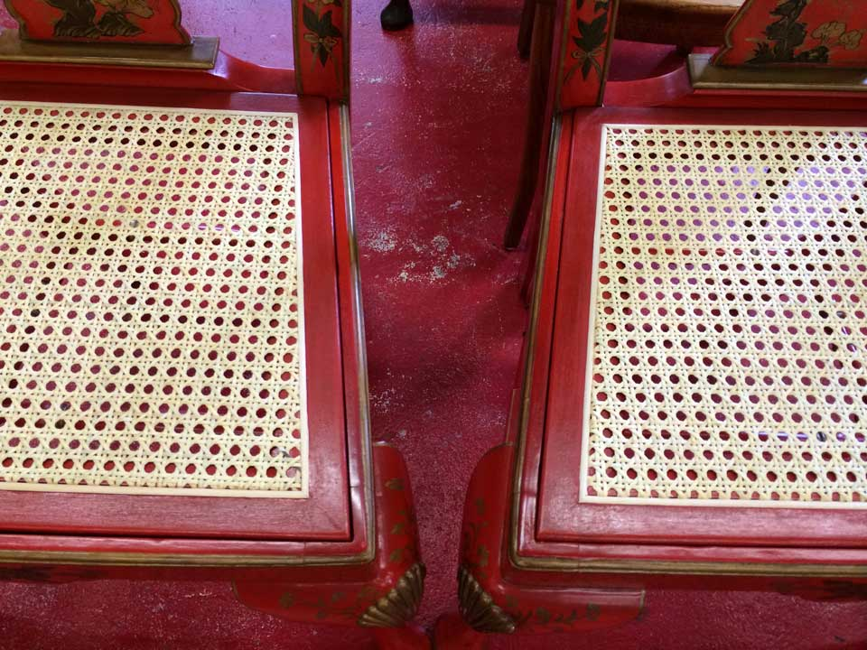 custom-machine-cane-seats-detail