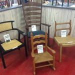 Contemporary chairmakers exhibit