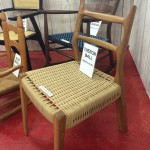 Contemporary chairmakers exhibit: Theron