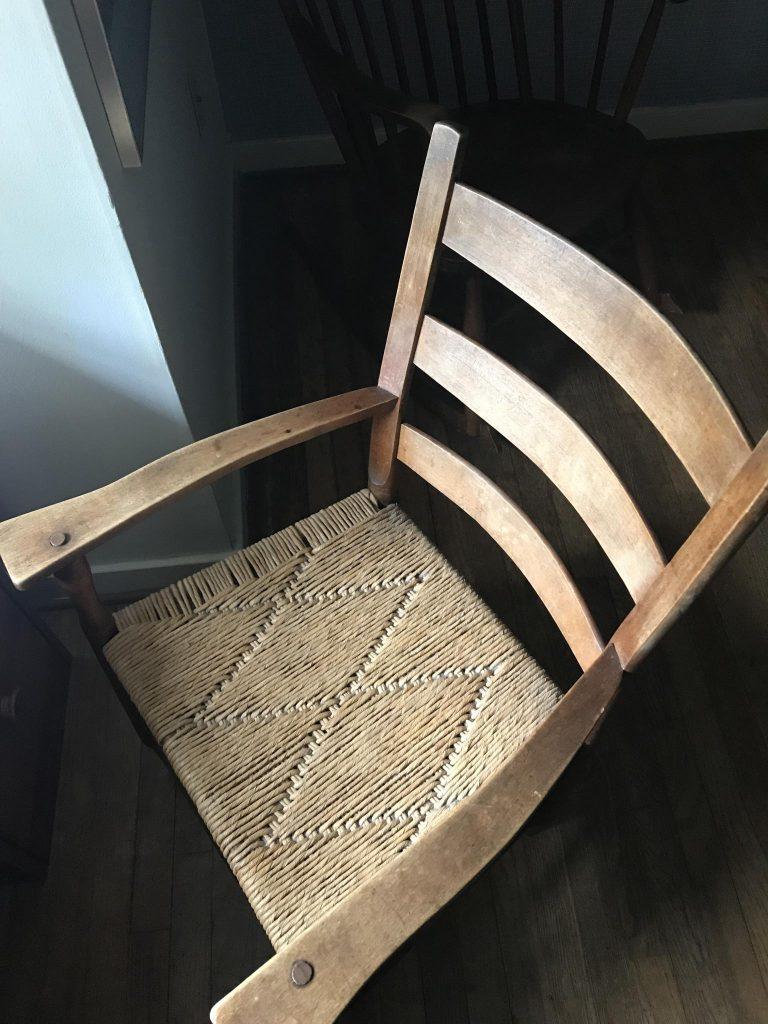 Arrowmont-2019-corn-shuck-chair-diamond-pattern-SRCCC