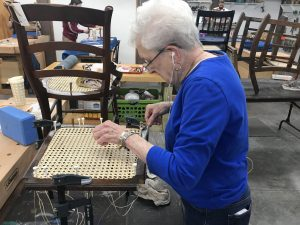 Arrowmont-SRCCC-Ruth-weaving-5