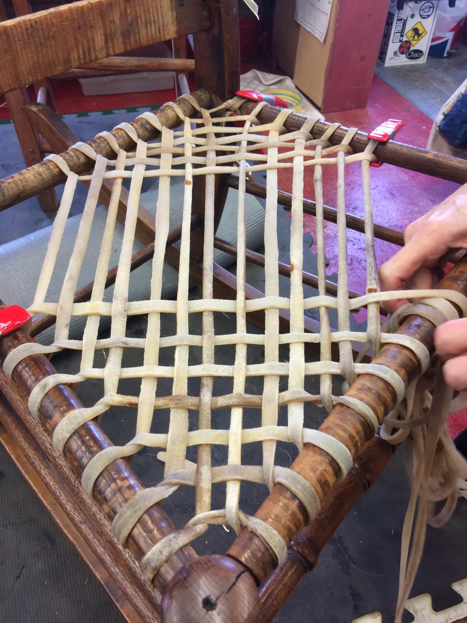 weaving-rawhide-SRCCC-2