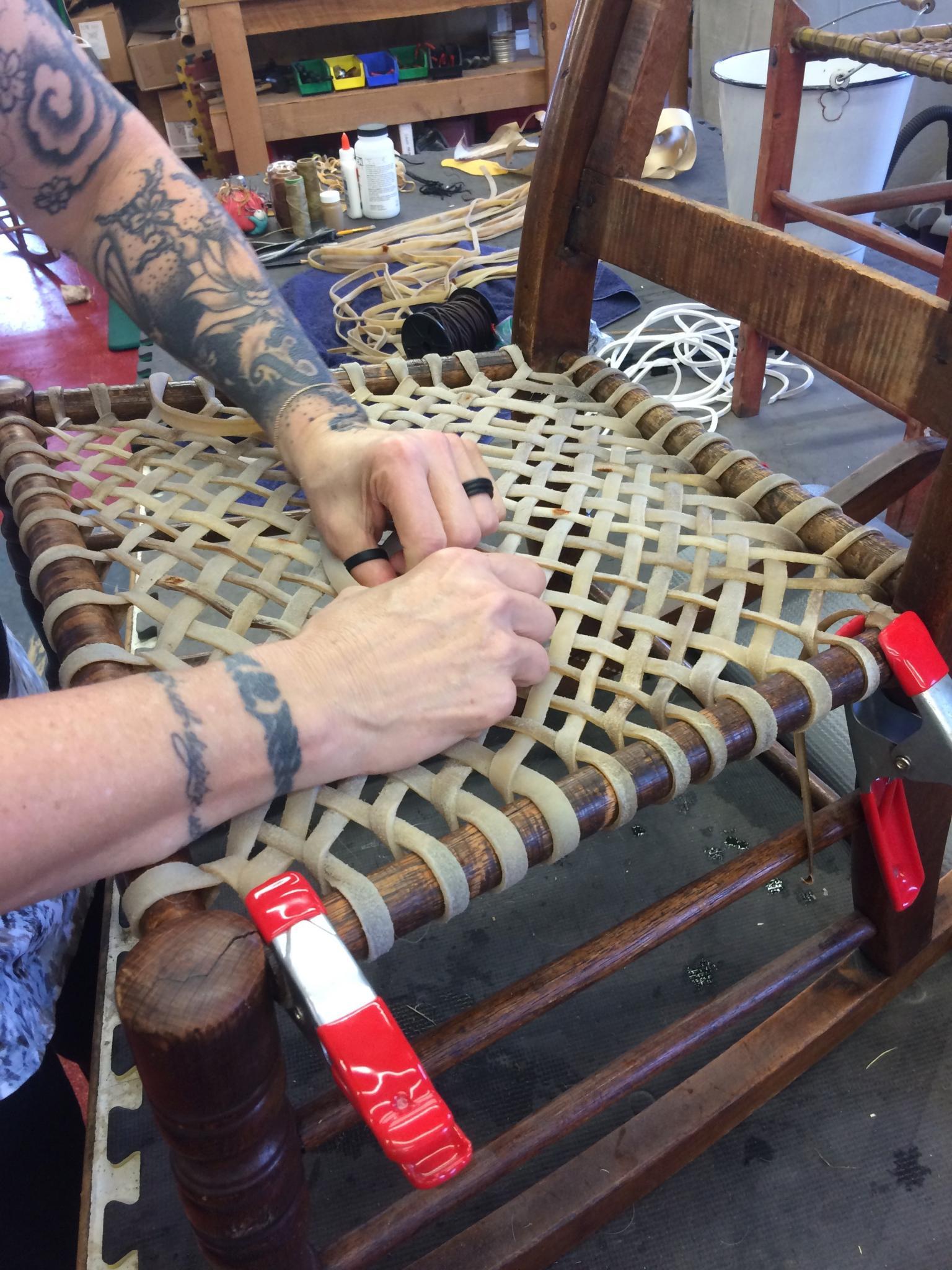 weaving-rawhide-SRCCC-4